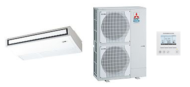 Ceiling Suspended Air Conditioning System